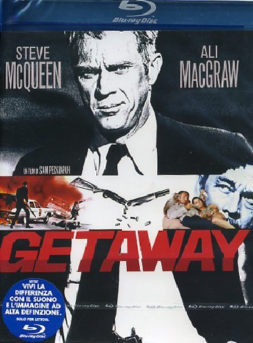 Getaway [Blu-ray] [IT Import]