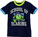 Monsters University Boys Navy T-Shirt
