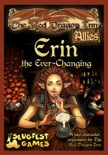 Red Dragon Inn: Allies - Erin The Ever-Changing (Red Dragon Inn Expansion) Board Game