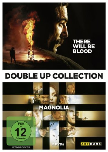 Double Up Collection: There Will Be Blood / Magnolia [2 DVDs]