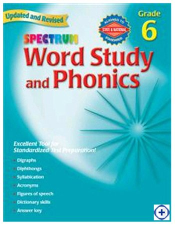 Spectrum FS Word Study/Phon 6