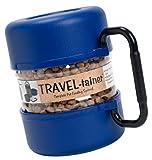 Vittles Vault Home Travel-tainer blue