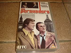 The Persuaders in 'The Morning After' and 'Element of Risk'