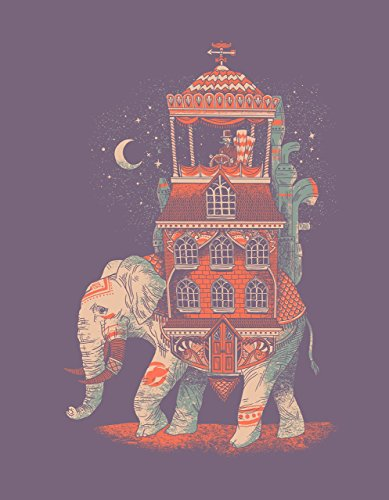 Details for Africa Elephant Duvet Cover / Animal Traveler Bedroom Decor / Made in USA / Great Bedroom Artwork