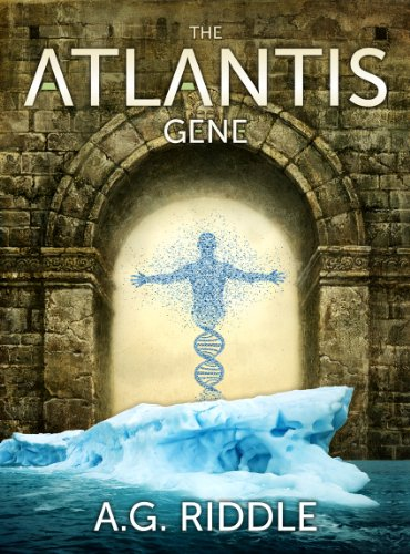 The Atlantis Gene cover
