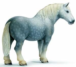 Schleich 13623  - Pferde, Percheron Hengst
