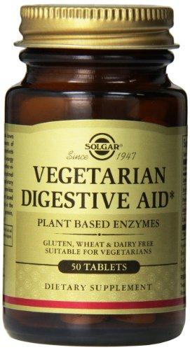 Solgar Digestive Enzymes 50 Tablets