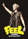 "JUNHO Solo Tour 2014 ""FEEL""(初回生産限定盤) [DVD]/"
