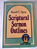 img - for Scriptural Sermon Outlines book / textbook / text book