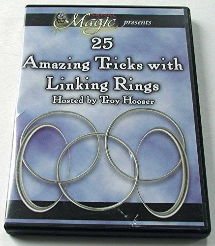 Dvd Magic With Linking Rings - 1