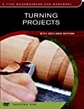 TURNING PROJECTS WITH RICHARD RAFFAN / DVD