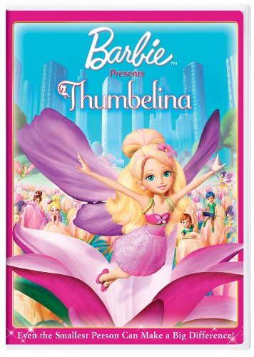 Barbie Presents Thumbelina front-320342