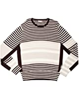 DKNY Stripe Crewneck Men's Jumper
