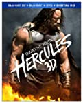 Hercules [Blu-ray 3D + Blu-ray + DVD...