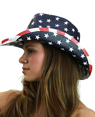 american pride cowgirl hat - photo #23