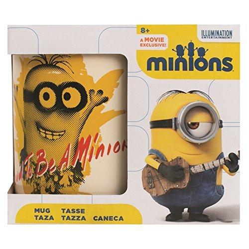 1X Ufficiale Minions Cattivissimo Me Regalo Inscatolato tazza- Numerose Disegni - PROUD TO ESSERE A MINION