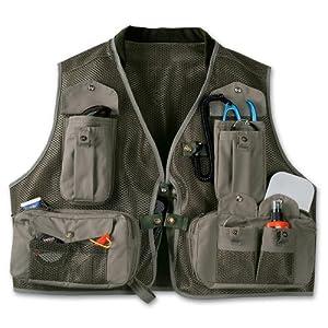 Filson Mesh Fly Fishing Vest by Filson