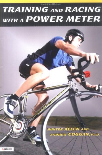 Image for Training and Racing with a Power Meter
