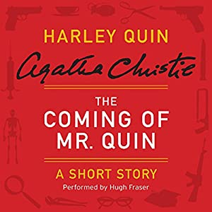 The Coming of Mr. Quin Audiobook