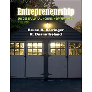 VangoNotes for Entrepreneurship, 2/e, Ch 01: Intro to Entrepreneurship | [Bruce Barringer, Duane Ireland]