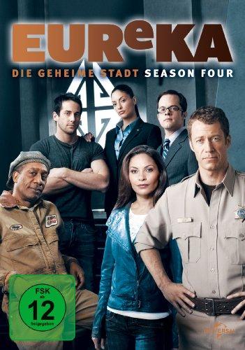EUReKA - Die geheime Stadt, Season Four [5 DVDs]