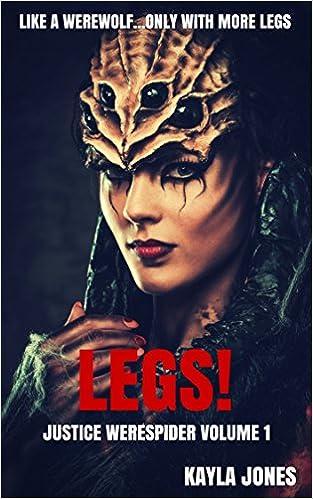 LEGS! Book Cover