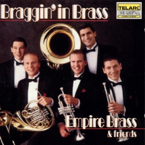 Braggin' in Brass by Don Raye, Edward