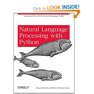 Natural Language Processing with Python [Paperback]