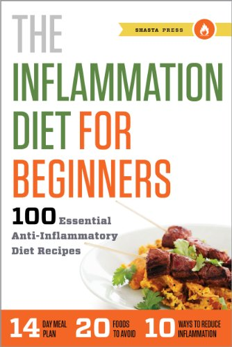 Reduce inflammation for amazing effects in how you look & feel!  The Inflammation Diet for Beginners By Shasta Press  Today's Bargain Price: $2.99