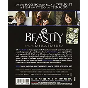 Beastly [Blu-ray] [Import italien]