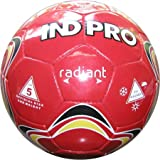 Indpro Unisex Radiant Football 5 Red
