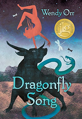 Book Cover: Dragonfly Song
