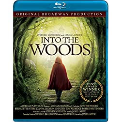 INTO THE WOODS /NEW MEDIA/BD [Blu-ray]