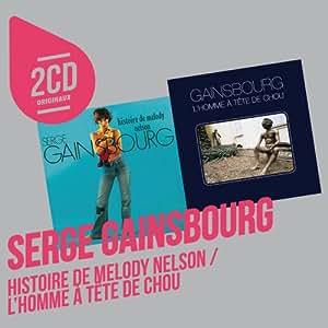 Histoire De Melody Nelson / L'Homme A Tête De Chou (Coffret 2 CD)