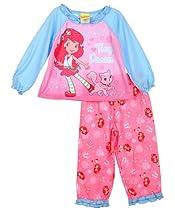 "Strawberry Shortcake ""Tiny Dancer"" 2-Piece Pajamas - pink/blue, 2t"