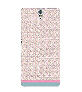 PrintDhaba Tower Pattern D-1796 Back Case Cover for SONY XPERIA C5 ULTRA (Multi-Coloured)