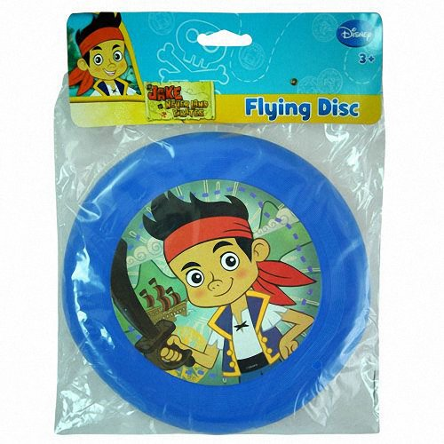 Disney Jake and the Neverland Pirates Flying Disc