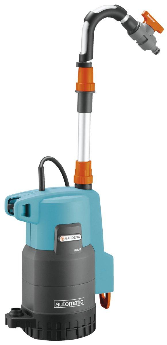 Gardena 174220 Comfort Regenfasspumpe 4000/2 automatic  BaumarktKundenbewertung und Beschreibung
