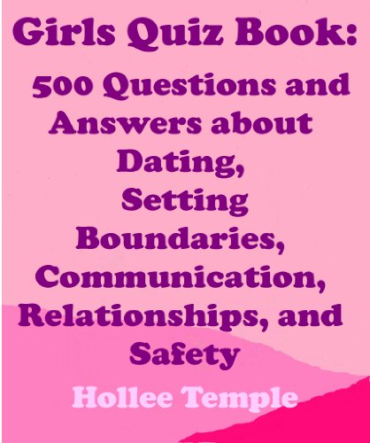 Dating quiz questions and answers
