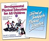 img - for Developmental Physical Education for All Children w/Journal Access-4th Edition by Gallahue David Cleland-Donnelly Frances (2007-02-01) Hardcover book / textbook / text book