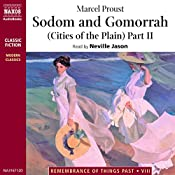Sodom and Gomorrah (Cities of the Plain), Part 2 | [Marcel Proust]