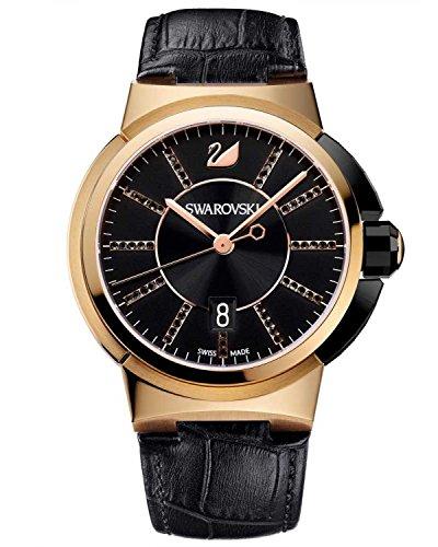 Orologio unisex da polso Swarovski Piazza Grande Rose Gold PVD 1124142