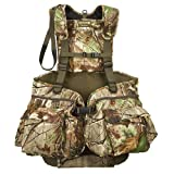 Hunters Specialties Deluxe Sportsmen Turkey Vest, Realtree APG HD Camo, X-Large/XX-Large