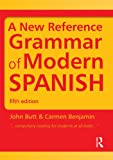img - for A New Reference Grammar of Modern Spanish, Fifth Edition: Volume 1 (HRG) book / textbook / text book