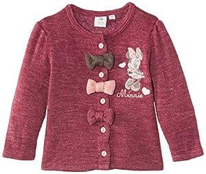 Disney Minnie Mouse Nh0089 - Jersey de punto para niñas