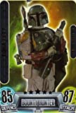 STAR WARS FORCE ATTAX MOVIES SERIES 2 FORCE MASTER CARD #239 BOBA FETT