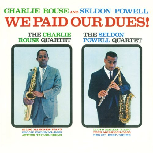Charlie Rouse Yeah