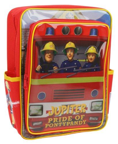 Trade Mark FS1014 Feuerwehrmann Sam - Rucksack Jupiter