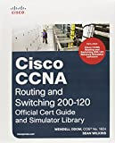 img - for Cisco CCNA Routing and Switching 200-120 Official Cert Guide and Simulator Library book / textbook / text book