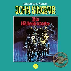 Die Höllenkutsche - Teil 1 (John Sinclair - Tonstudio Braun Klassiker 15) Hörspiel